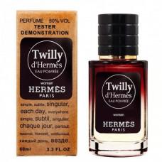 Тестер Hermes Twilly D'Hermes Eau Poivree  (60ml) ОАЭ (Подмята коробка)