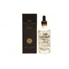 Сыворотка для лица 24K Goldzan Ampoule 99,9% Pure Gold 30 ml (Без коробки) Срок до 2023 г.