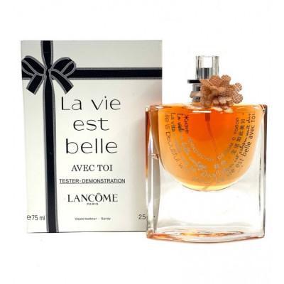 Купить Тестер La Vie Est Belle Avec Toi Lancom 75 мл