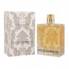 ТЕСТЕР Dolce & Gabbana The One For WOMAN  Baroque Collector 100 ml