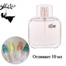 Lacoste L.12.12 Pour Elle Elegant 10 ml (Отливант-спрей)