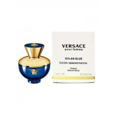 Тестер Versace Pour Femme Dylan Blue, 100 МЛ