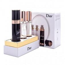 Мини набор Dior Jadore 3х20 ml (Недолит на 20 %)