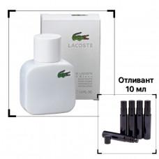 Lacoste 12.12 Blanc 10 ml Отливант-спрей