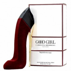Тестер Carolina Herrera Good Girl Velvet Fatale red 80 ml