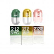 Набор C.H 212 VIP Pills 3 x 20 ml