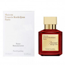 Тестер Francis Kurkdjian Baccarat Rouge 540 Extrait De Parfum 70 ml