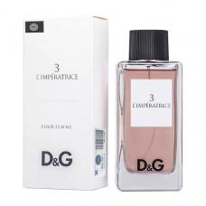 Dolce & Gabbana №3 L'imperatrice 100 ml (Европа)