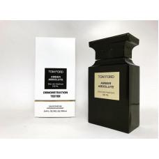 Тестер Tom Ford Amber Absolute, 100 ml
