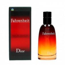 Туалетная вода Dior Fahrenheit (Европа) 100 ml