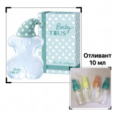 TOUS Baby Отливант спрей 10 ml