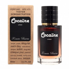 Тестер Franck Boclet Cocaine унисекс 60мл