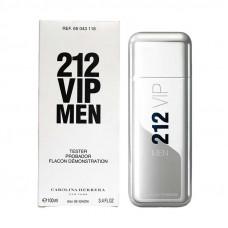 """Carolina Herrera """"212 VIP Men"""", 100 ml (тестер)"""