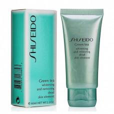 """Пилинг-скатка для лица Shiseido """"Green tea"""" 60ml"""