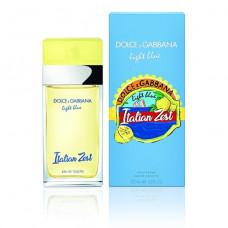 """Dolce and Gabbana """"Light Blue Italian Zest"""", 100 ml"""