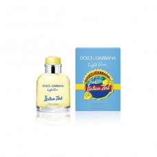 "Dolce and Gabbana ""Light Blue Pour Homme Italian Zest"", 125 ml"
