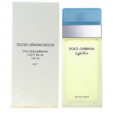 ТЕСТЕР DOLCE & GABBANA LIGHT BLUE 100ML