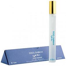 Dolce & Gabbana Light Blue Pour Homme edt 15 ml