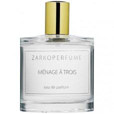 Tester Zarkoperfume Menage A Trois edp 100 ml