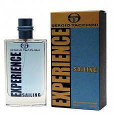 Sergio Tacchini Experience Sailing Man edt 100 ml