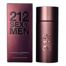 Carolina Herrera 212 Men Sexy edt 100 ml