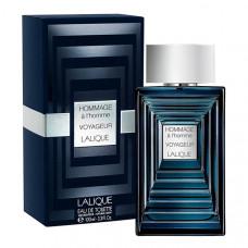 Lalique Hommage A L'homme Voyageur edt 100 ml