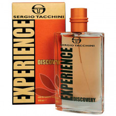 Sergio Tacchini Experience Discovery edt 100 ml
