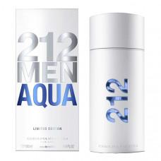 Carolina Herrera 212 Men Aqua edt 100 ml
