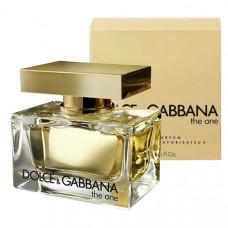 Dolce & Gabbana The One For Women edp 75 ml