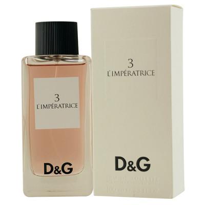 Купить Dolce & Gabbana №3 L'imperatrice edt 100 ml
